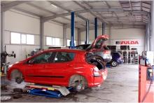 Service Auto Service Roti - Anvelope Noi si Second Hand, Jante Auto -Bucuresti A M INTERTRANS S.R.L.
