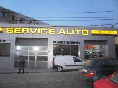 Service Auto Tulcea